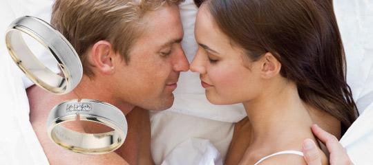 Pflege und Reinigung von Partnerringen