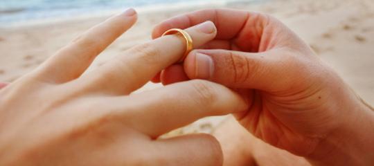 An welcher Hand kann man den Partnerring tragen?